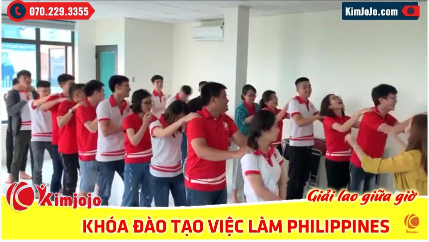 Khóa đào tạo việc làm Philippines