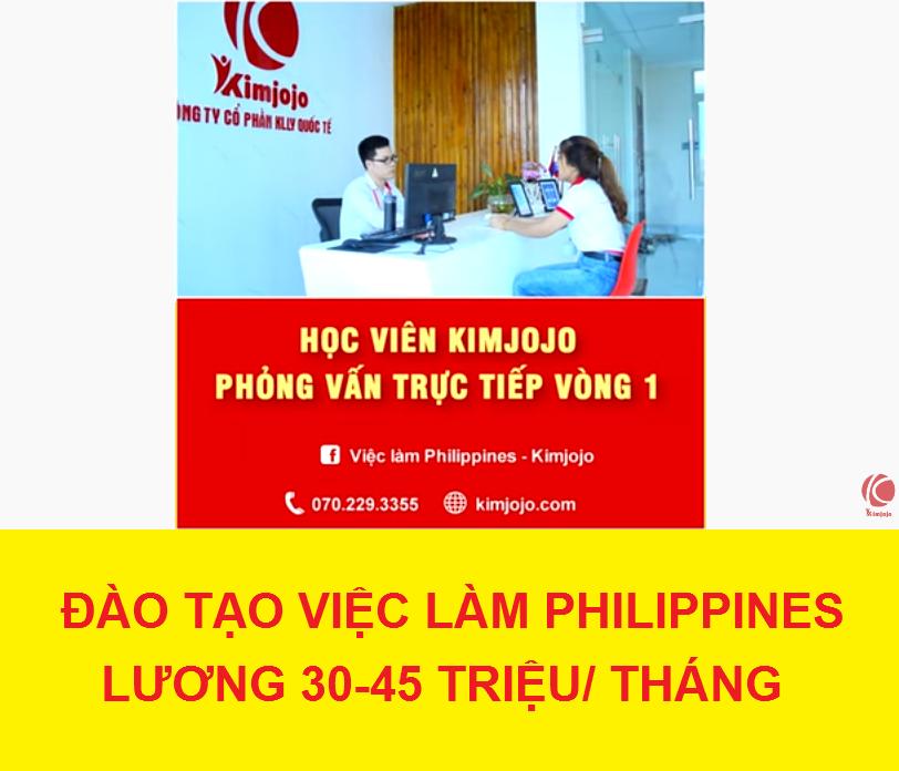 Phỏng vấn việc làm Philippines