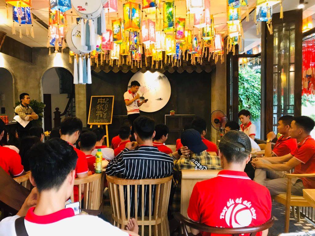 Tiệc Trung Thu cho Học Viên Kimjojo